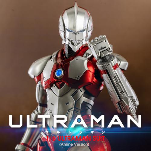 ULTRAMAN Anime Icon-600x600pxiel